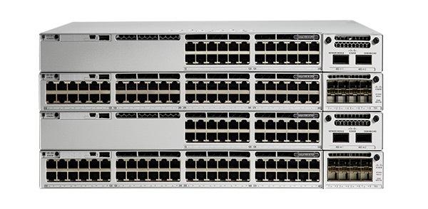 Cisco представила новые коммутаторы Catalyst 9300